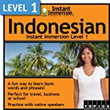 Instant Immersion Level 1 - Indonesian [Download]