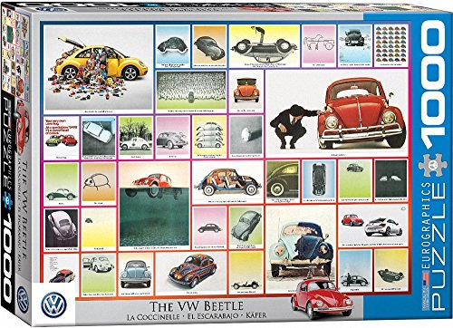 EuroGraphics The VW Beetle (1000 Piece) Puzzle