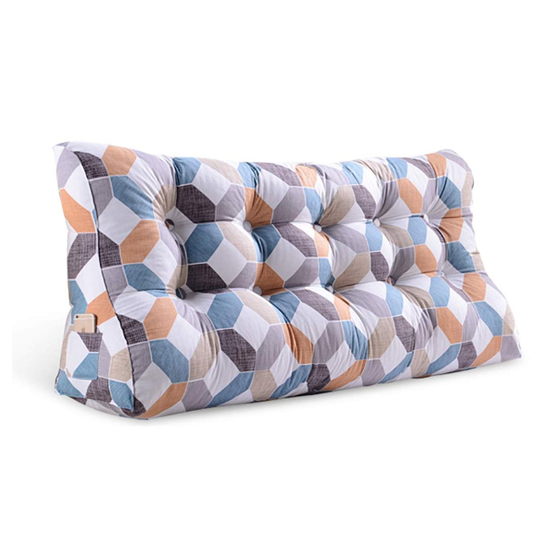 Dimensioni Cuscino Letto.Cuscino Cuscino Letto Triangolo Pad Divano Morbido Cuscino