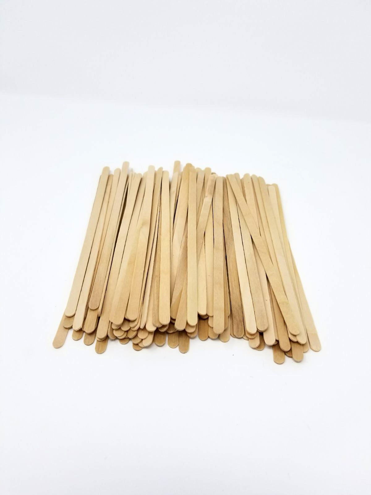 Solo Birch Wood Stirrers coffee stir sticks C-10C, 7-Inch (2000)