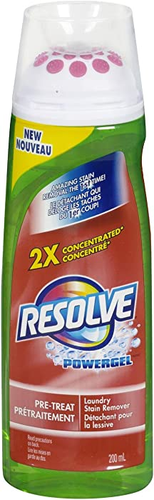 The Best Resolve Stick Laundry Stain Remover