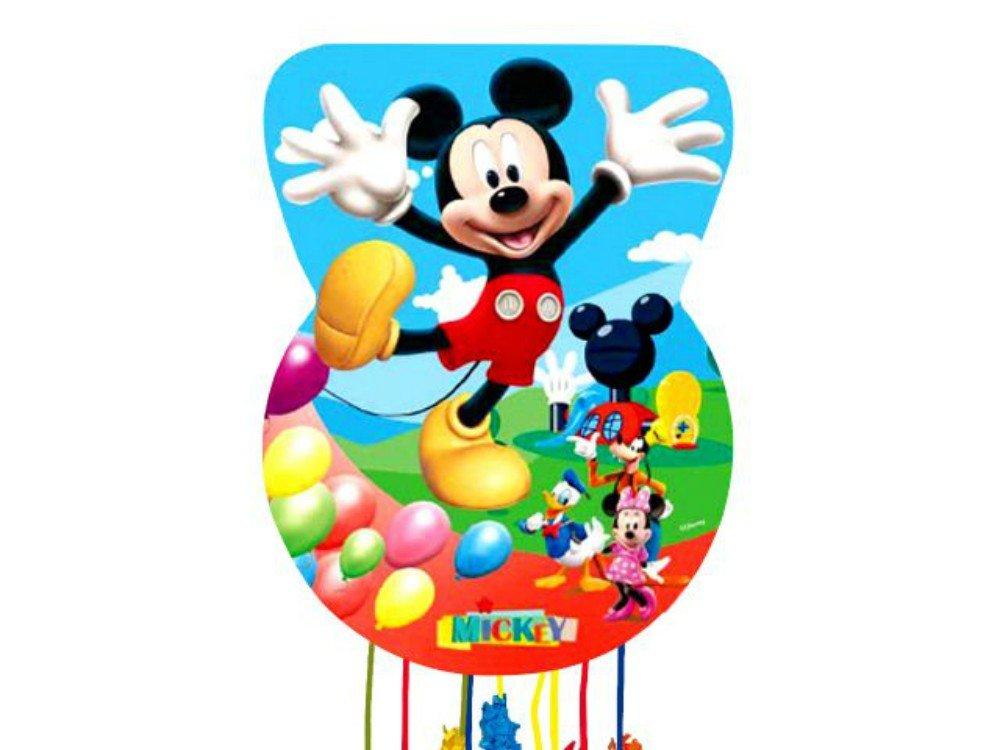 Set de 2 Piñatas Mickey para Cumpleaños. Decoración de ...