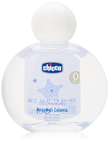 Chicco 00002707000000 Baby Moments - Agua de colonia (100 ml)