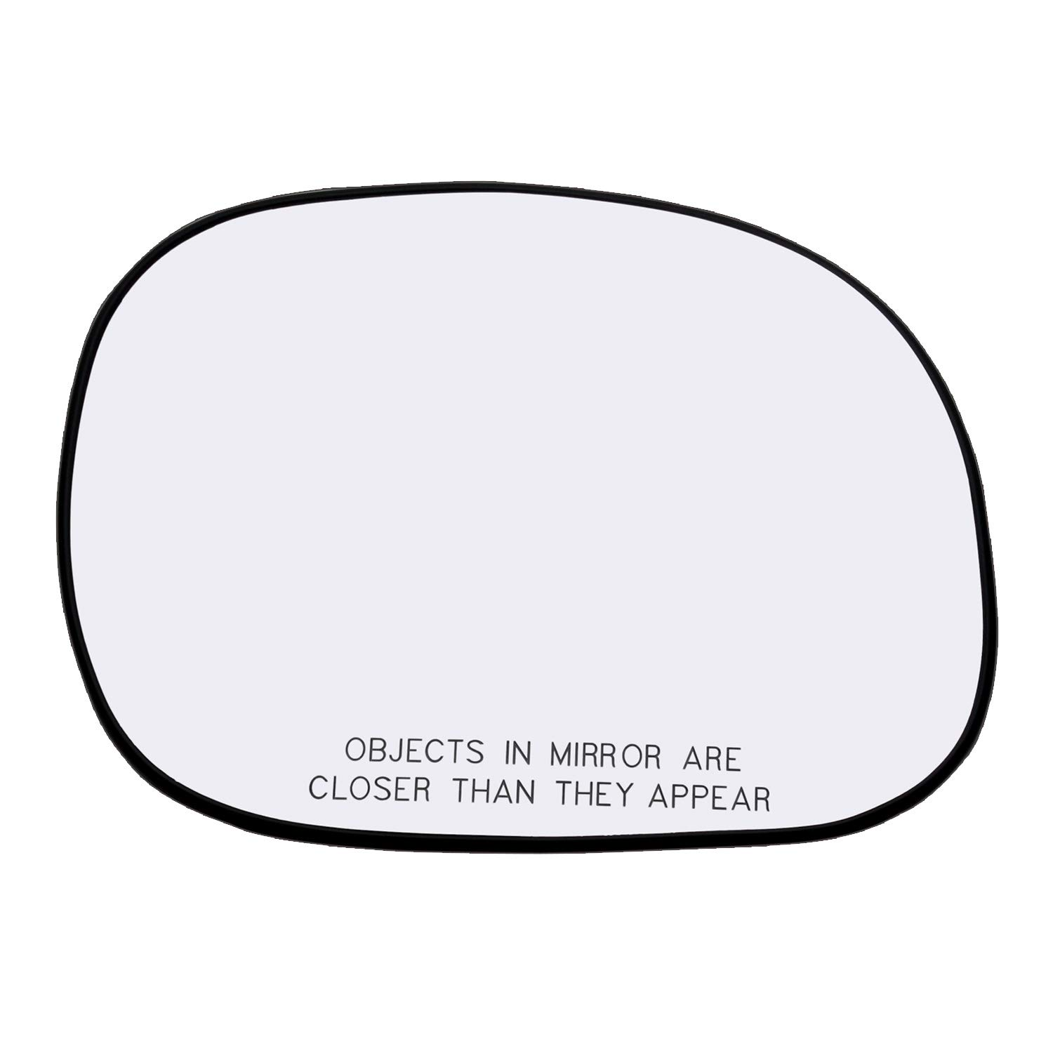 Heritage F-250 F-350 Sold By Rugged TUFF New Replacement Passenger Side Mirror Glass W Backing Compatible With Ford Expedition Ford F-150