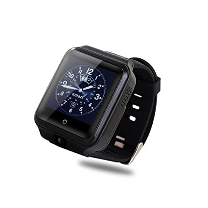 Amazon.com: M13 reloj inteligente Android 6.0 1 G + 4 G SIM ...