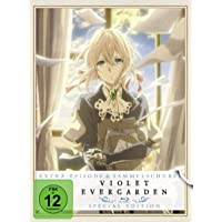 Violet Evergarden - Staffel 1 Extra-Episode BD + Sammelschuber (Limited Special Edition)
