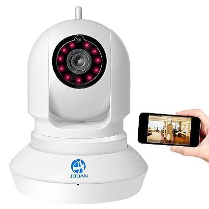 JOOAN 720P HD Cámara Inalámbrica IP WIFI de Vigilancia de la Vigilancia Mini Cámara con IR