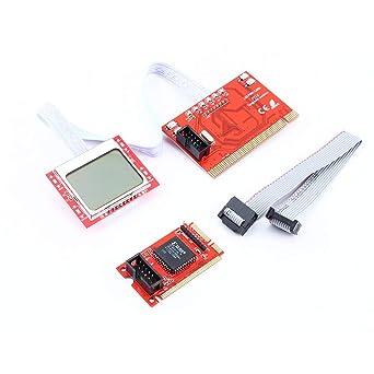 Gojiny pti8 laptop pci motherboard analizador probador de ...