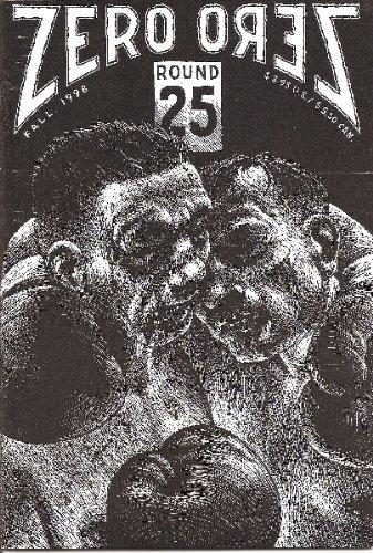 Zero Zero #25 (Fall, 1998)