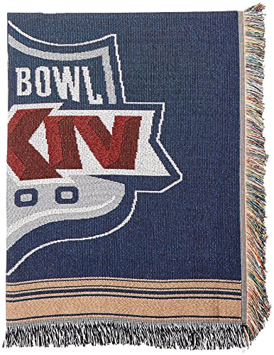 NFL St. Louis Rams Commemorative Woven Tapestry Throw, 48