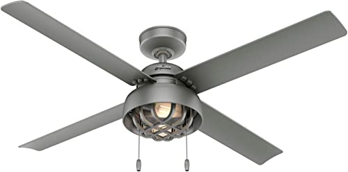 Hunter Spring Mill Indoor / Outdoor Ceiling Fan