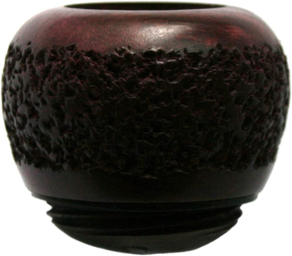 Falcon Standard Pipe Bowl Model Apple Rusticated from Briar - Item No SB15