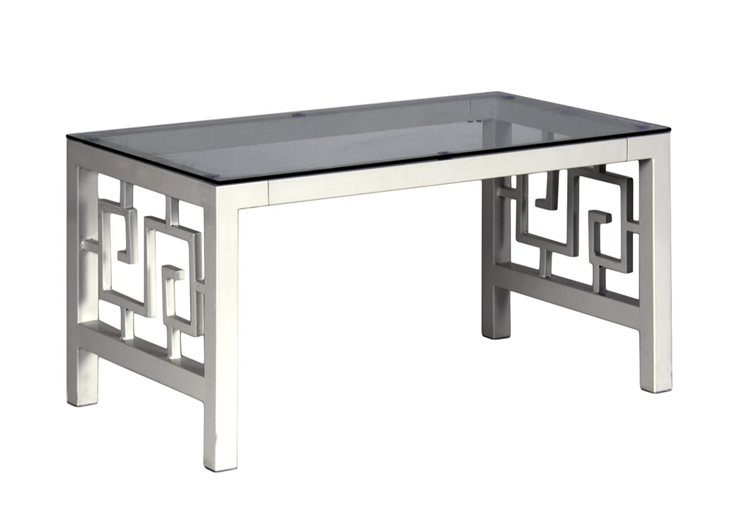 Matching set of grey tables Coffee & End Tables coffee and end table Home & Living