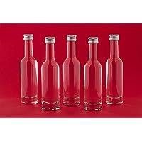 30 o 60 unidades de botellas de cristal