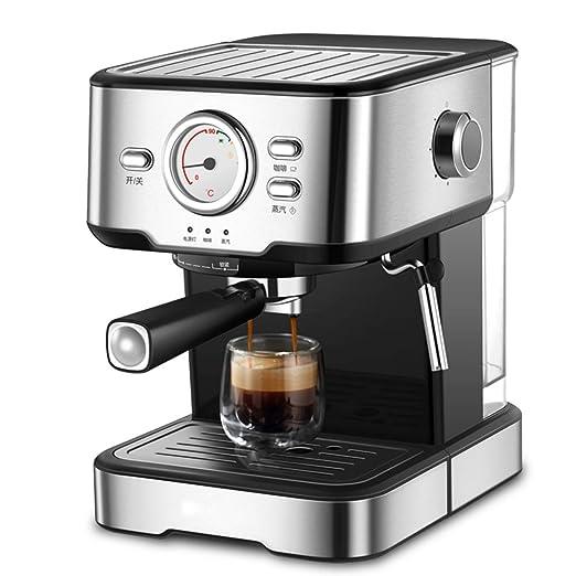 Máquina de espresso, Filtro Cafetera Espresso Steam & Pump ...