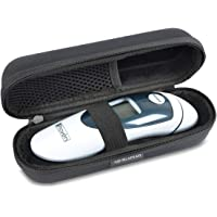 HESPLUS Storage Travel case for iProven DMT-489 Medical Forehead and Ear Thermometer