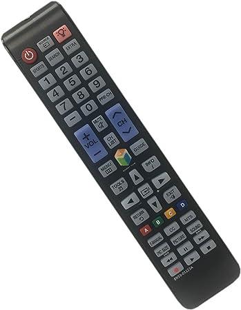 DEHA TV Remote Control for Samsung UN60JS700DF Television