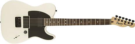 Squier Artist Jim Root Telecaster WHT · Guitarra eléctrica: Amazon ...