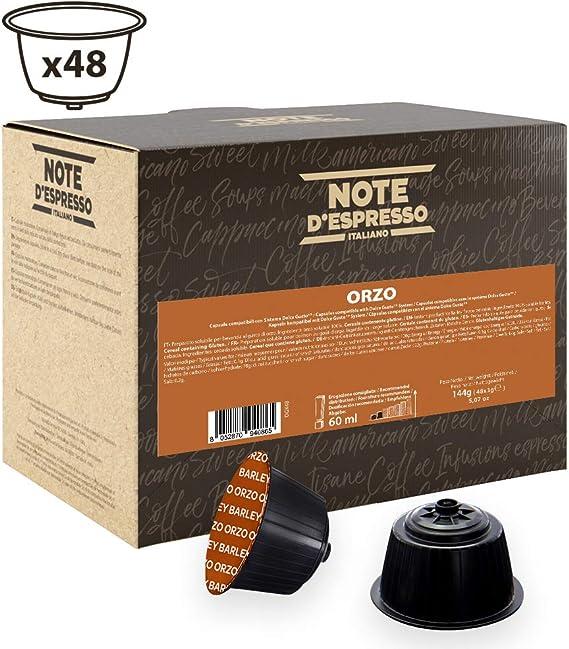 Note DEspresso - Cápsulas de bebida de cebada Exclusivamente ...