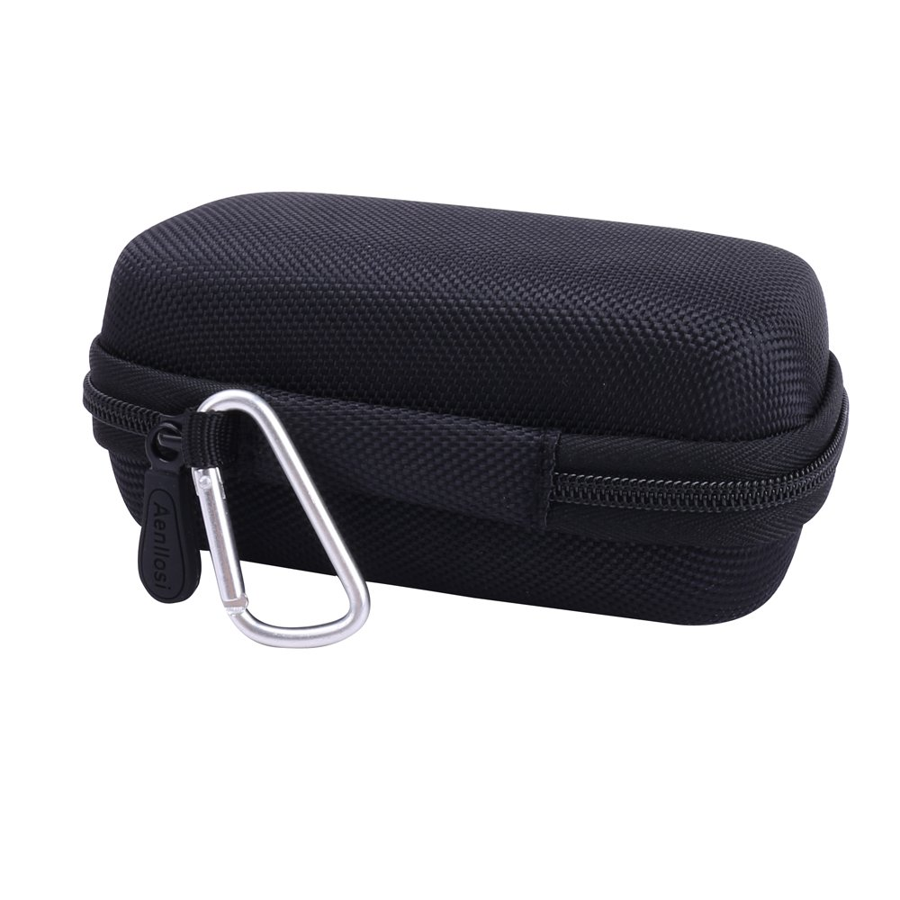 Aenllosi Hard Case for Emay Handheld ECG/EKG Monitor with Pill Organizer by by Aenllosi (Image #3)