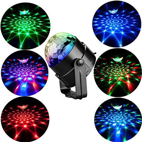 Small Led Disco Lights in US - 5