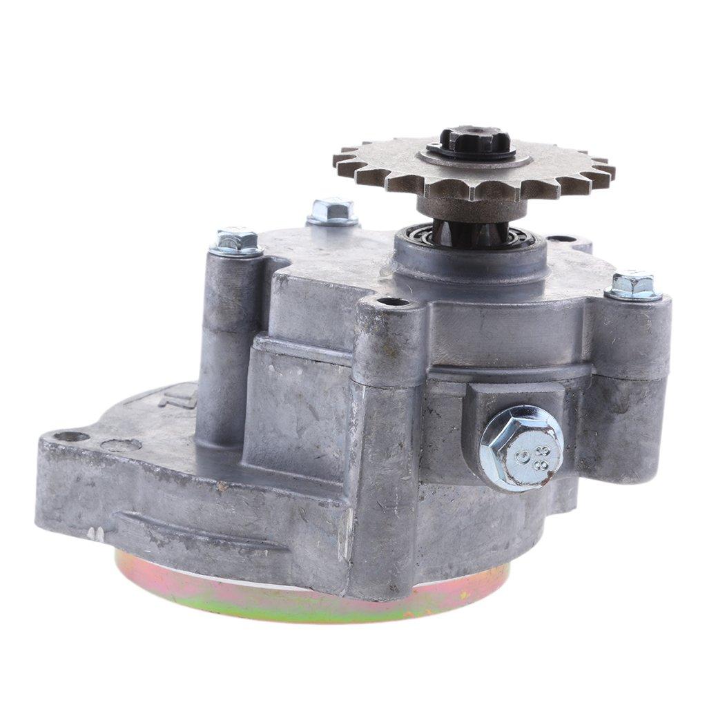 Silber 11 t perfk Kupplungstrommel Getriebe Werkstattausr/üstung f/ür T8F-Kette geeignet