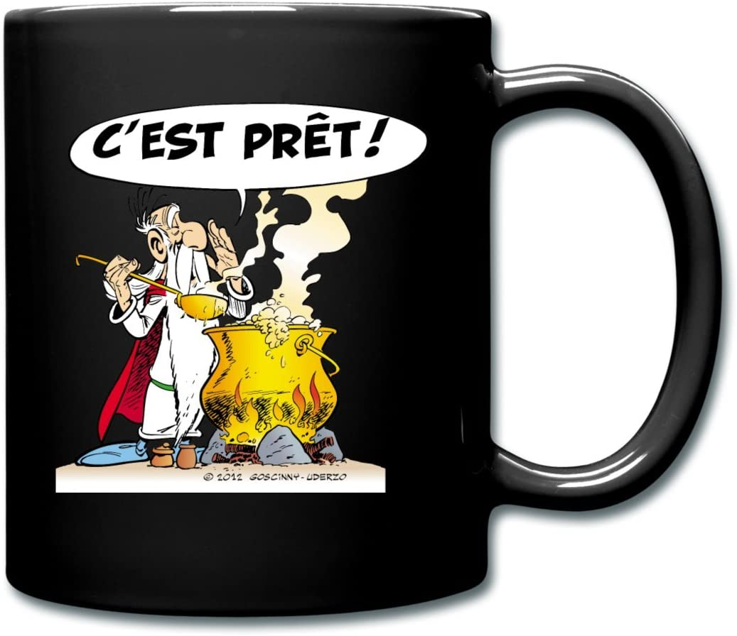 Asterix magic potion porcelain mug Official Asterix product NEW