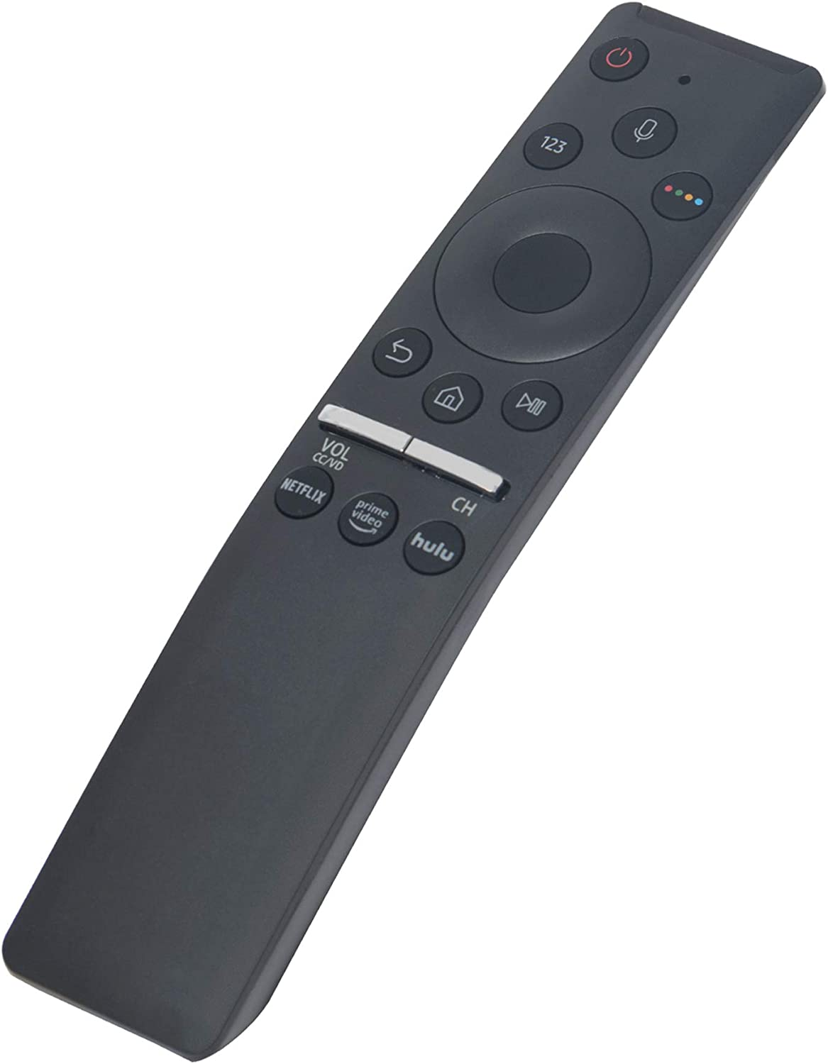 BN59-01312G Replaced Voice Remote fit for Samsung TV UN49RU8000F UN55RU740DF UN55RU8000F UN55RU800DF UN65RU740DF UN65RU8000F UN65RU800DF UN75RU8000F UN75RU800DF UN82RU8000F UN82RU800DF UN49RU8000FXZA