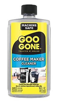 Goo Gone Coffee Maker Cleaner