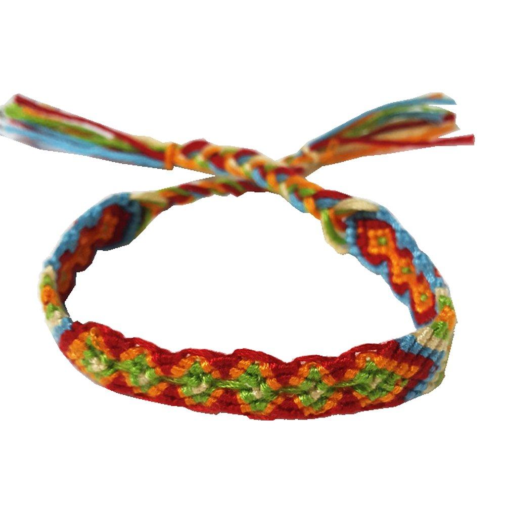 Rimobul Nepal Woven Friendship Bracelets - 8 pack by Rimobul (Image #9)