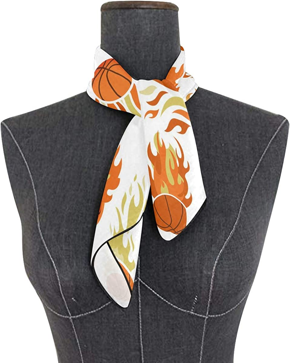 Awesome Sea Turtle Scarf Womens Headband Square Neck Scarves Head Hair Wrap for Girls