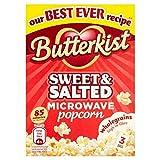 Butterkist Sweet & Salted Microwave Popcorn - 210g