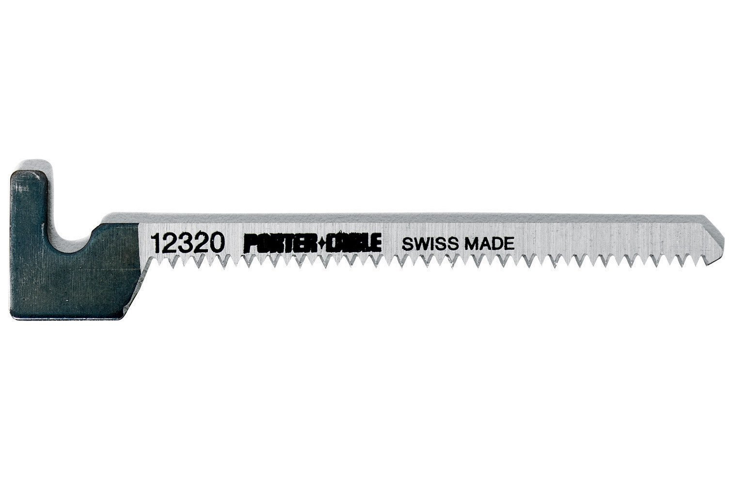 PORTER-CABLE 12320-5 3-Inch 20 TPI Wood Cutting Hook-Shank Bayonet Saw Blade (5-Pack)