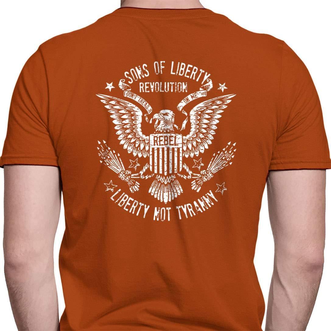Liberty Not Tyranny Revolution Gildan T-Shirt