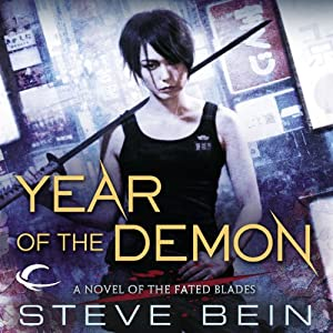 Year of the Demon Hörbuch