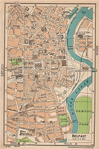 BELFAST. Vintage town city map plan. Ireland - 1949 - old ... on city map of luxembourg, city map of bosnia and herzegovina, city map switzerland, city map of jersey, city map of aruba, city map of southern chile, city map of bahamas, city map of myanmar, city map of libya, city map of kuwait, city map of bahrain, city map of united states of america, city map of latin america, city map of western usa, city map of slovakia, city map of tuscany, city map japan, city map of slovenia, city map of the carolinas, city map of el salvador,
