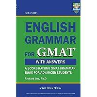 Columbia English Grammar for GMAT