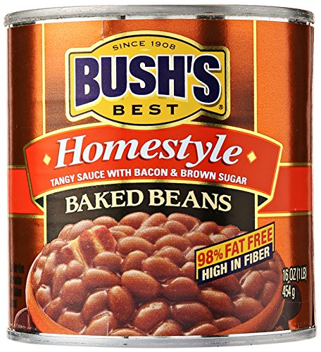 Price comparison product image Bush's Homestyle Baked Beans - 16 oz