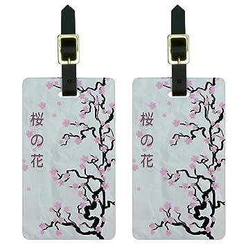 amazon com cherry blossoms tree asian japanese symbols luggage