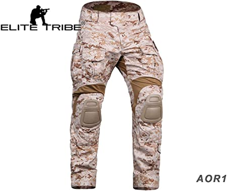 Emerson Tactical BDU G3 Combat Pants Advanced Trousers Assault Uniform Knee Pads