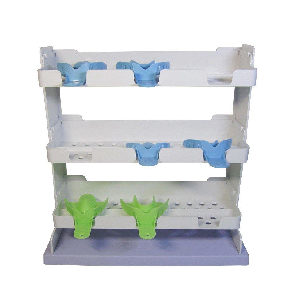 Dental Impression Tray Holder,Fencia Dental Impression Tray Holder Plaster Holder Dental Impression Tray Stand