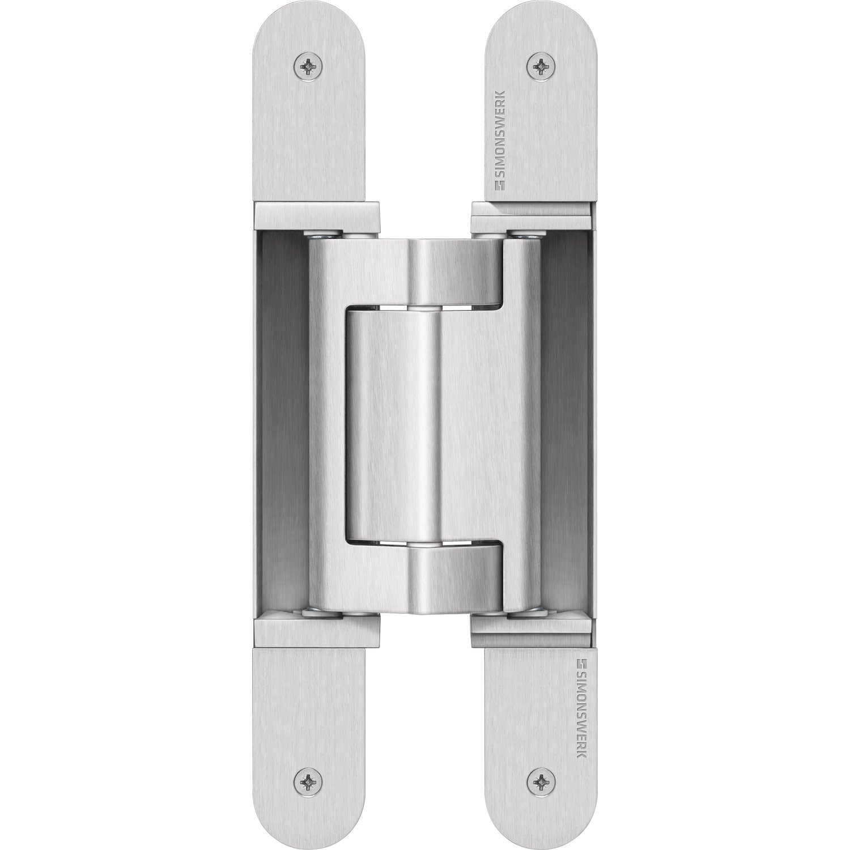 acero inoxidable de efecto SIMON de 5/400617/0/12602/Puerta Banda tectus Te 640/3d A8 oculta para ladrillos con puertas