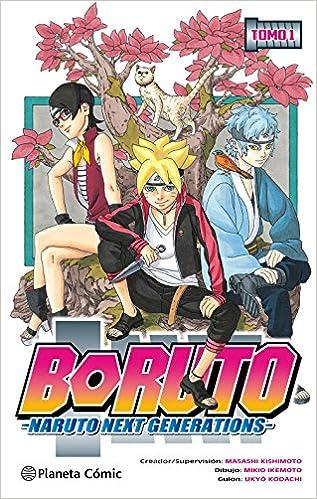 Boruto nº 01: Naruto Next Generations
