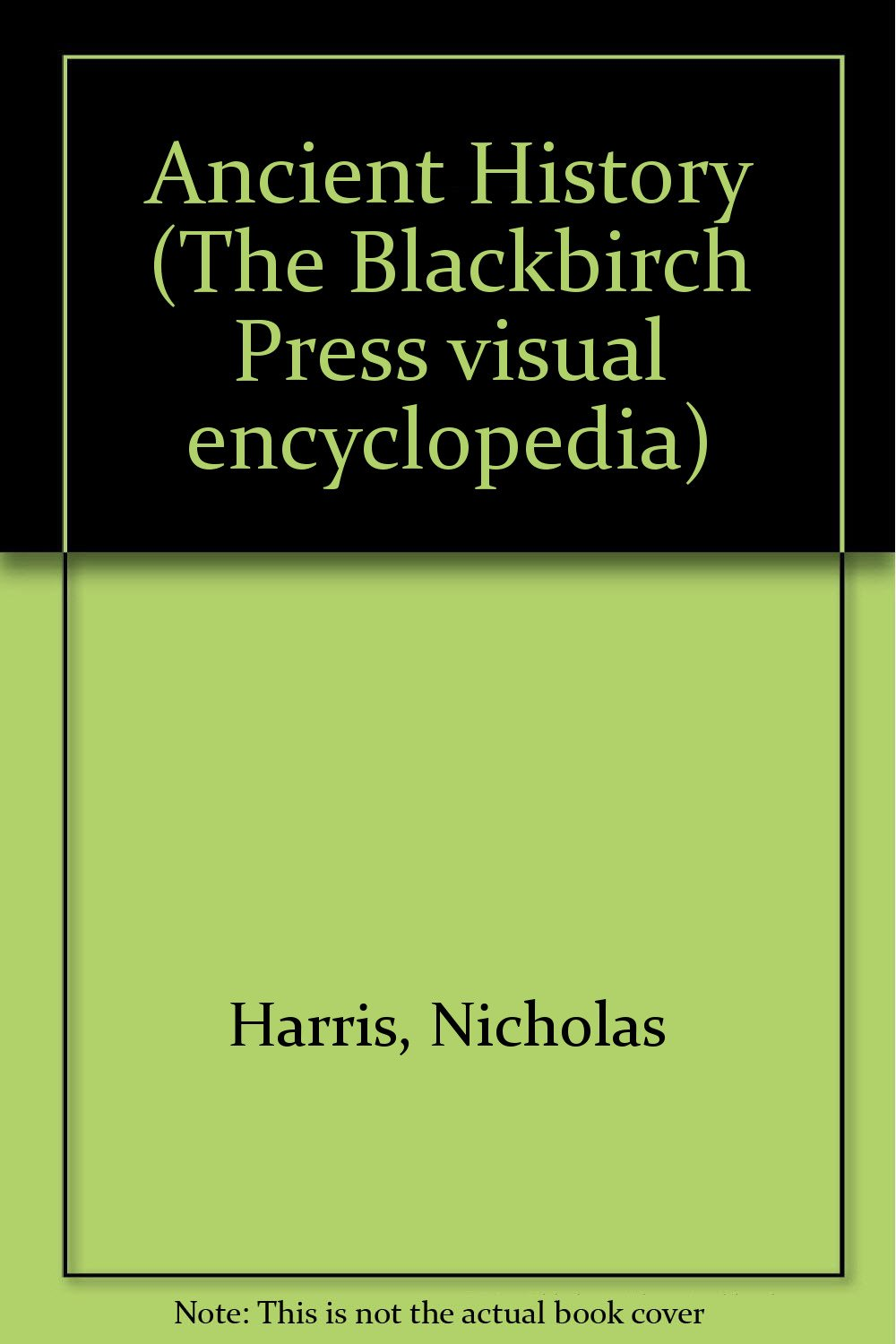 Download Blackbirch Visual Encyclopedias - Ancient History PDF
