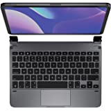 Brydge 11.0 Pro+ Wireless Keyboard with Trackpad | Compatible with iPad Pro 11-inch (2018 & 2nd Gen, 2020) | Backlit…