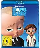 THE BOSS BABY - MOVIE [Blu-ray]
