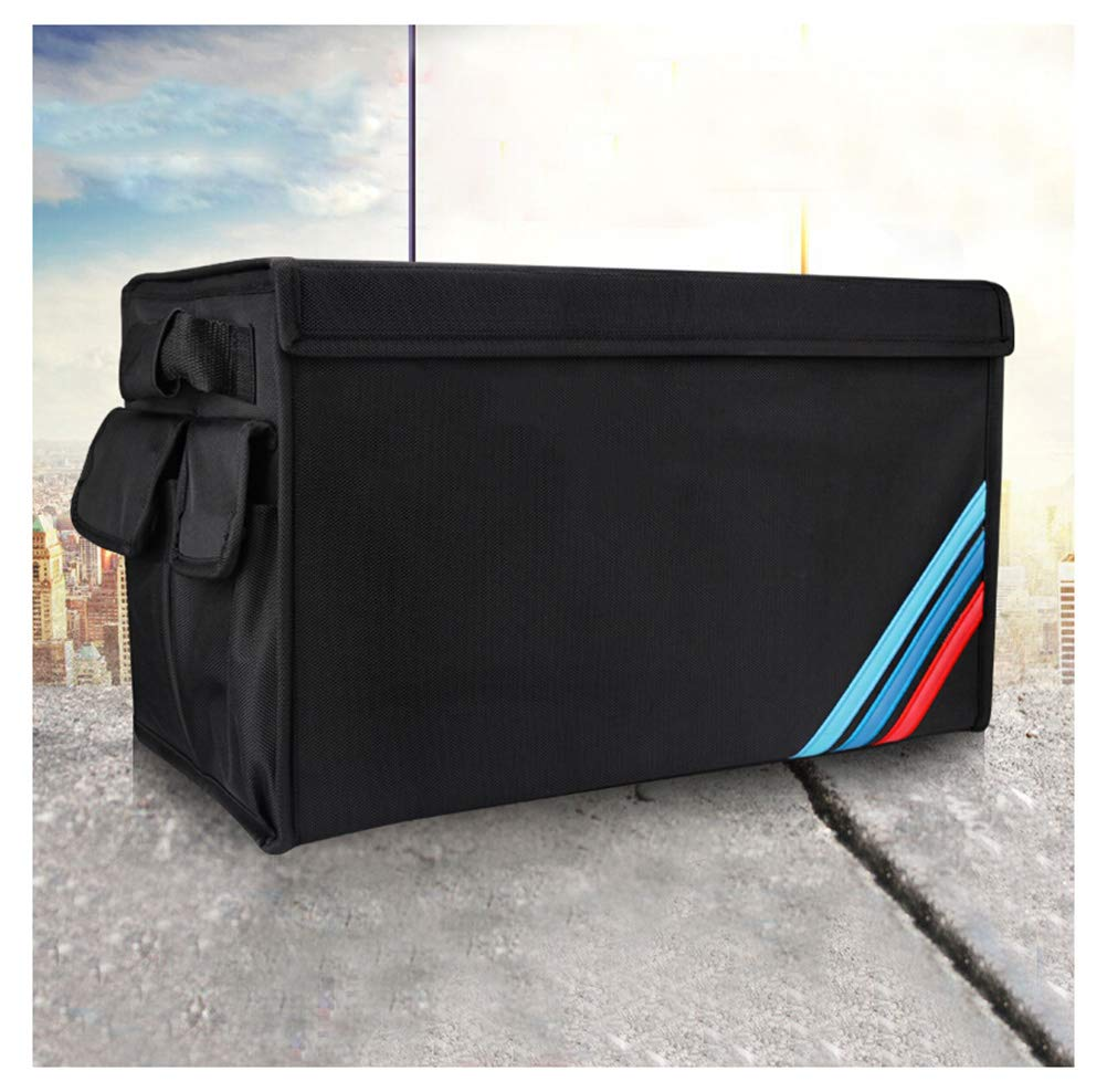 WPQW - car Storage Box Storage Box Car Storage Box Car Trunk Storage Box Folding Folding Glove Box - 8971 by WPQW (Image #1)