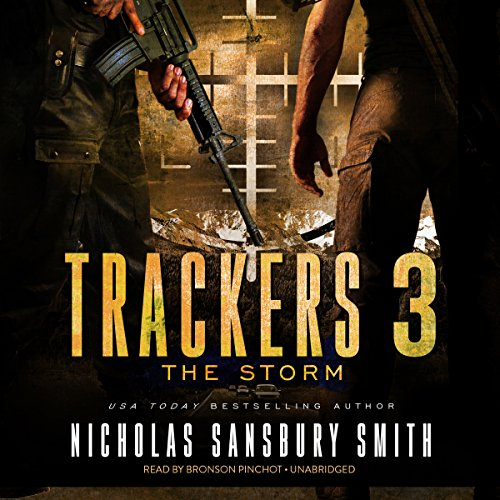 Trackers 3: The Storm Audiobook [Free Download by Trial] thumbnail