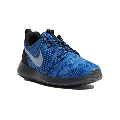 wholesale dealer 73d38 43cdc Nike 655206-401 Men s Roshe One Print Shoes, Coastal Blue Blue Grey-Wolf  Grey-Black, 6. 5 M US  Buy Online at Low Prices in India - Amazon.in