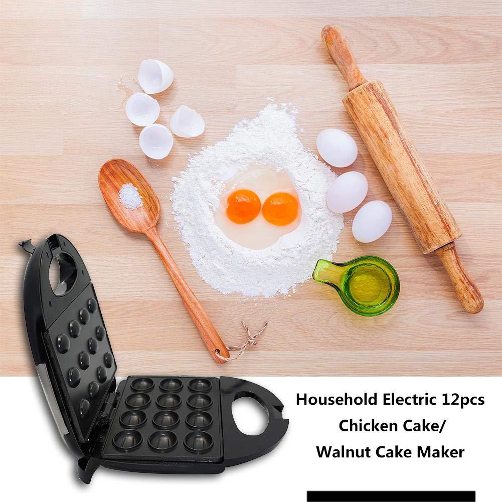 hullonguuo Cake Maker User Manual SAYONA Household Electric Walnut Cake Maker Sandwich Breakfast Machine by hullonguuo (Image #5)